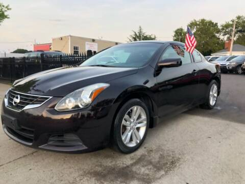 2010 Nissan Altima for sale at Crestwood Auto Center in Richmond VA