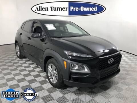2018 Hyundai Kona for sale at Allen Turner Hyundai in Pensacola FL