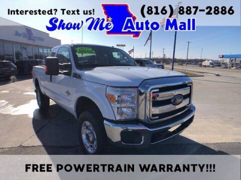2015 Ford F-350 Super Duty for sale at Show Me Auto Mall in Harrisonville MO