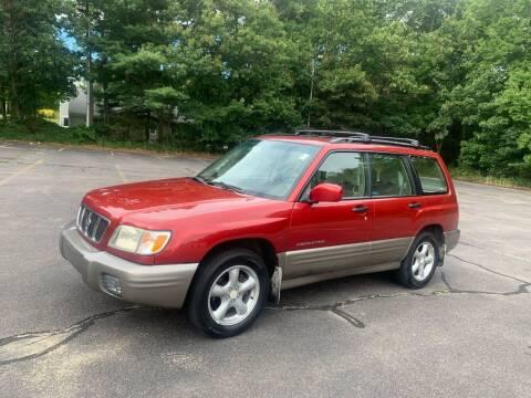 2002 Subaru Forester for sale at Pristine Auto in Whitman MA