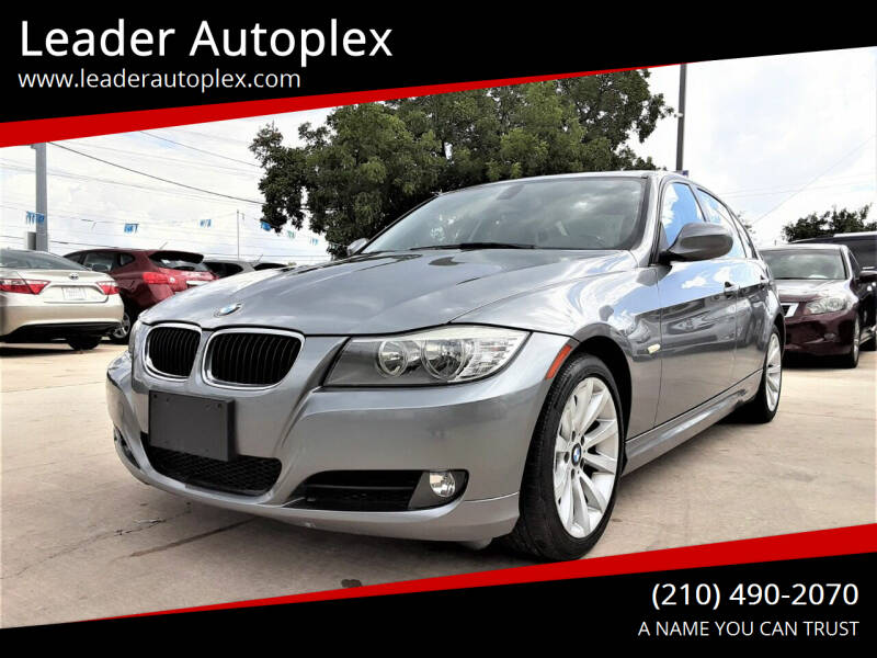 2011 BMW 3 Series for sale at Leader Autoplex in San Antonio TX