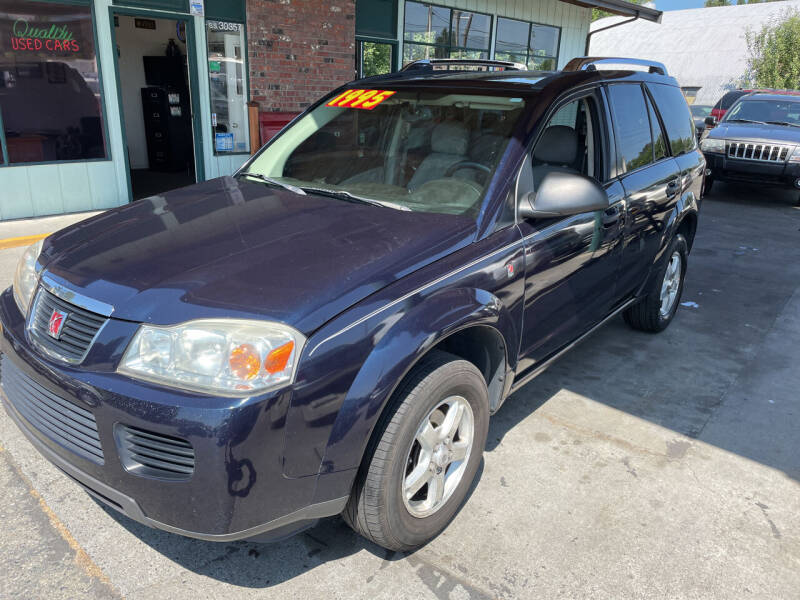 2007 Saturn Vue for sale at Low Auto Sales in Sedro Woolley WA