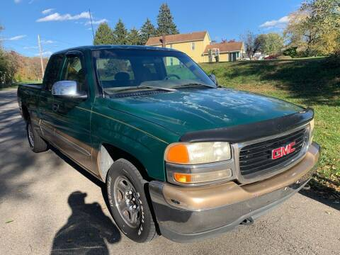 1999 GMC Sierra 1500 for sale at Trocci's Auto Sales in West Pittsburg PA