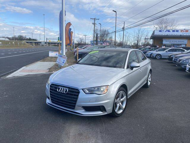 2015 Audi A3 for sale at CARMART Of New Castle in New Castle DE