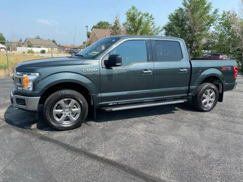 2018 Ford F-150 for sale at Salida Auto Sales in Salida CO