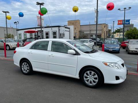 2010 Toyota Corolla for sale at MILLENNIUM CARS in San Diego CA
