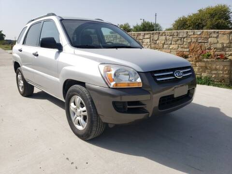 2006 Kia Sportage for sale at Hi-Tech Automotive - Kyle in Kyle TX