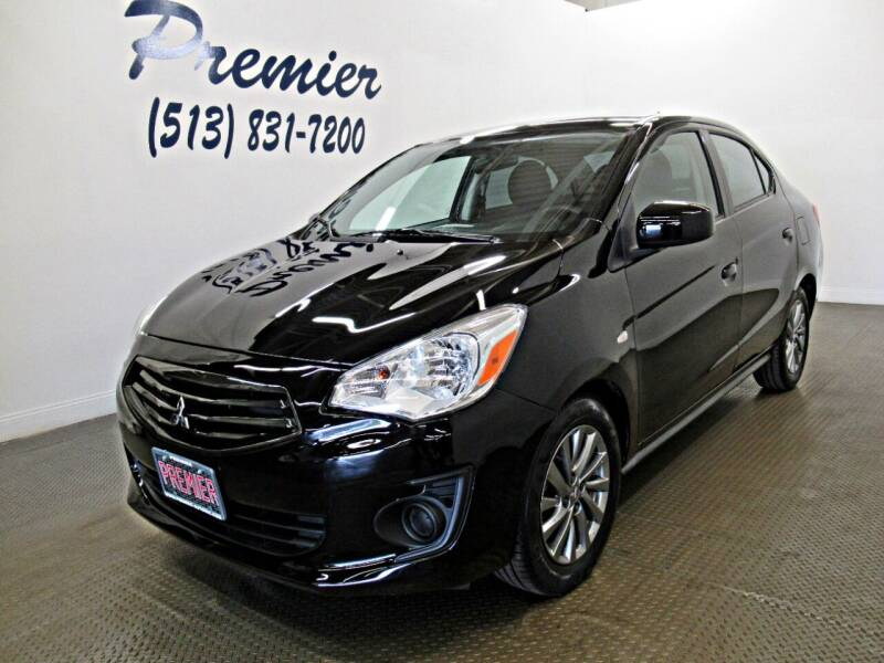 2019 Mitsubishi Mirage G4 for sale at Premier Automotive Group in Milford OH