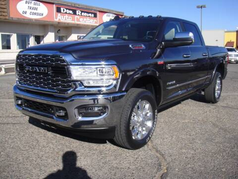 2020 RAM Ram Pickup 2500 for sale at Don Reeves Auto Center in Farmington NM