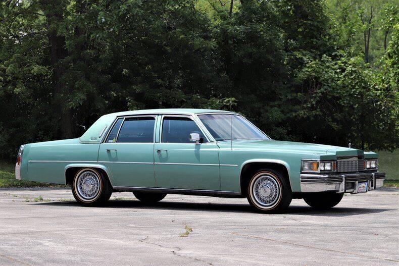 1979 Cadillac DeVille for sale in Alsip, IL