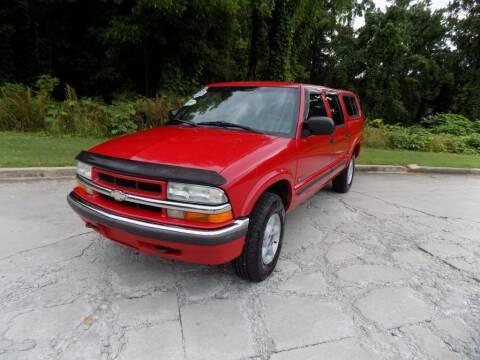 2002 Chevrolet S-10 for sale at S.S. Motors LLC in Dallas GA