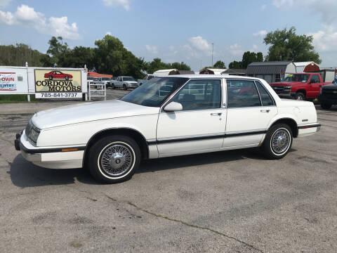 1991 Buick LeSabre for sale at Cordova Motors in Lawrence KS