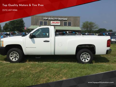 2008 Chevrolet Silverado 1500 for sale at Top Quality Motors & Tire Pros in Ashland MO