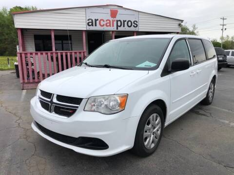 2014 Dodge Grand Caravan for sale at Arkansas Car Pros in Cabot AR