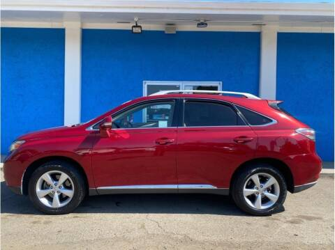 2011 Lexus RX 350 for sale at Khodas Cars in Gilroy CA