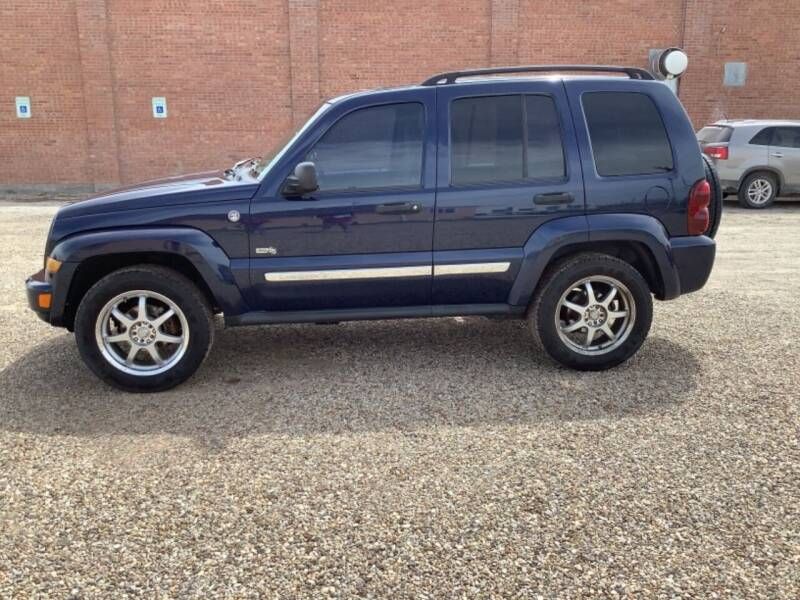 2006 Jeep Liberty for sale at Paris Fisher Auto Sales Inc. in Chadron NE