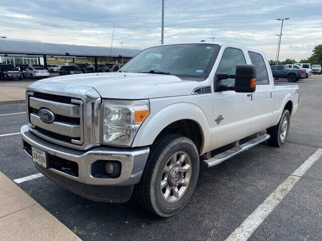 2016 Ford F-250 Super Duty for sale at Jerry's Buick GMC in Weatherford TX