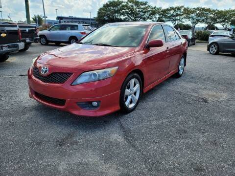 2011 Toyota Camry for sale at International Auto Wholesalers in Virginia Beach VA