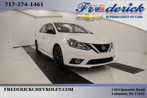 2017 Nissan Sentra for sale at Lancaster Pre-Owned in Lancaster PA