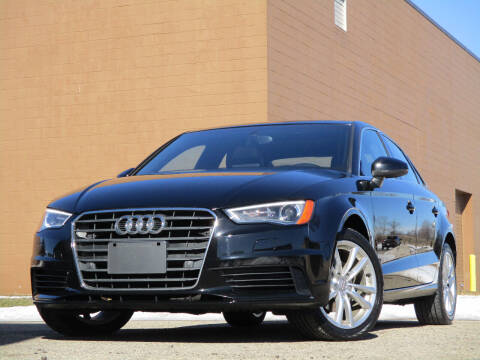 2015 Audi A3 for sale at Autohaus in Royal Oak MI