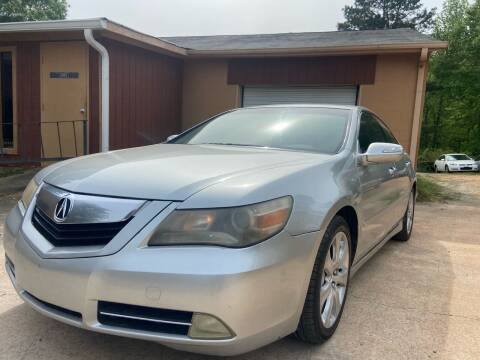 2009 Acura RL for sale at Efficiency Auto Buyers in Milton GA