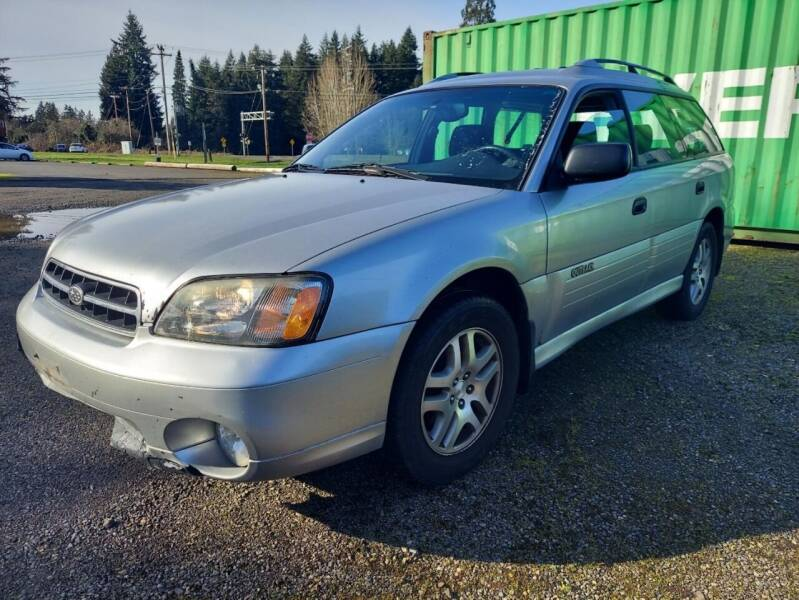 2004 Subaru Outback for sale at TOP Auto BROKERS LLC in Vancouver WA