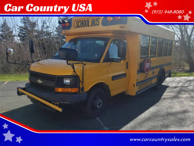 2010 Chevrolet Express Cutaway for sale at Car Country USA in Augusta NJ