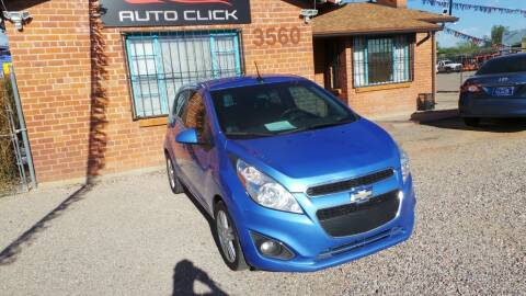 2014 Chevrolet Spark for sale at Auto Click in Tucson AZ
