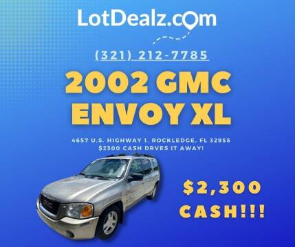 2002 GMC Envoy XL for sale at ROCKLEDGE in Rockledge FL