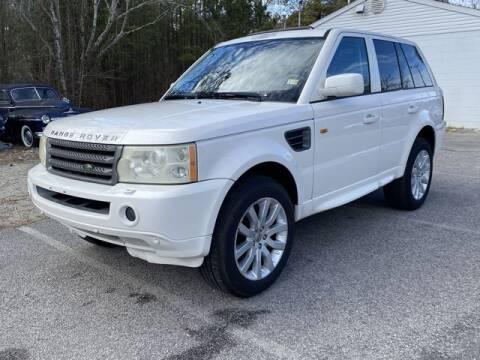 2008 Land Rover Range Rover Sport for sale at Star Auto Sales in Richmond VA