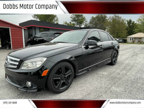 2010 Mercedes-Benz C-Class for sale at Dobbs Motor Company in Springdale AR