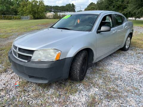 2010 Dodge Avenger for sale at Auto Mart - Dorchester in North Charleston SC