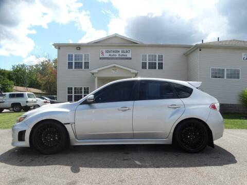 2011 Subaru Impreza for sale at SOUTHERN SELECT AUTO SALES in Medina OH
