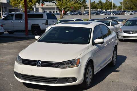 2011 Volkswagen Jetta for sale at Motor Car Concepts II - Kirkman Location in Orlando FL