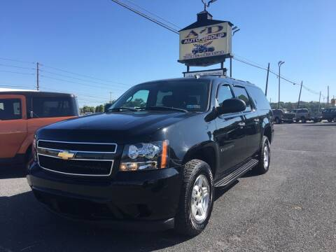 2007 Chevrolet Suburban for sale at A & D Auto Group LLC in Carlisle PA