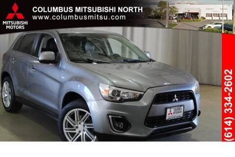 2014 Mitsubishi Outlander Sport for sale at Auto Center of Columbus - Columbus Mitsubishi North in Columbus OH
