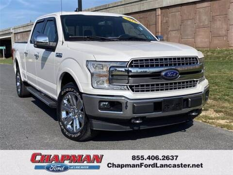 2019 Ford F-150 for sale at CHAPMAN FORD LANCASTER in East Petersburg PA