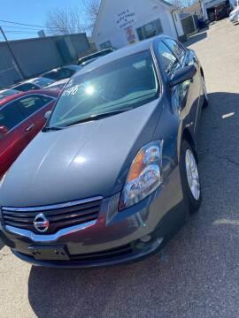 2009 Nissan Altima for sale at Bob Luongo's Auto Sales in Fall River MA