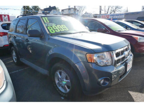 2011 Ford Escape for sale at M & R Auto Sales INC. in North Plainfield NJ