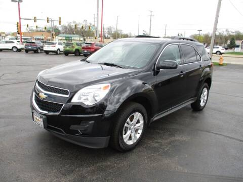 2015 Chevrolet Equinox for sale at Windsor Auto Sales in Loves Park IL