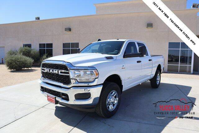 2021 RAM Ram Pickup 2500 for sale in Yucca Valley, CA