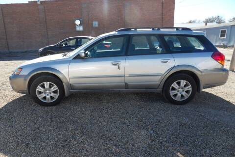 2005 Subaru Outback for sale at Paris Fisher Auto Sales Inc. in Chadron NE