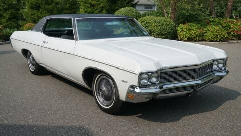 1970 Chevrolet Caprice for sale at Fiore Motors, Inc.  dba Fiore Motor Classics in Old Bethpage NY