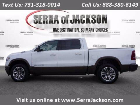 2019 RAM Ram Pickup 1500 for sale at Serra Of Jackson in Jackson TN