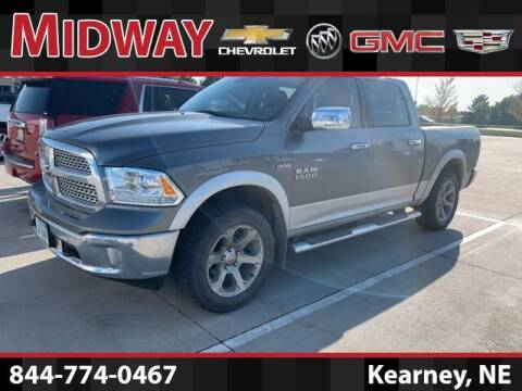 2013 RAM Ram Pickup 1500 for sale at Midway Auto Outlet in Kearney NE