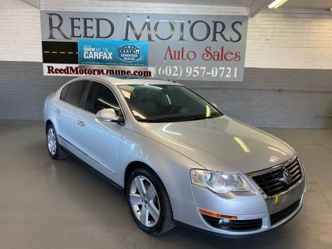 2009 Volkswagen Passat for sale at REED MOTORS LLC in Phoenix AZ