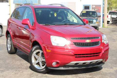 2013 Chevrolet Captiva Sport for sale at Dynamics Auto Sale in Highland IN
