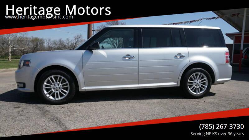 2015 Ford Flex for sale at Heritage Motors in Topeka KS