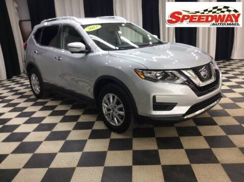 2017 Nissan Rogue for sale at SPEEDWAY AUTO MALL INC in Machesney Park IL