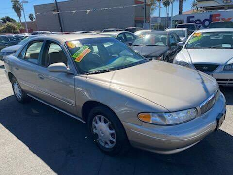 2002 Buick Century for sale at North County Auto in Oceanside CA